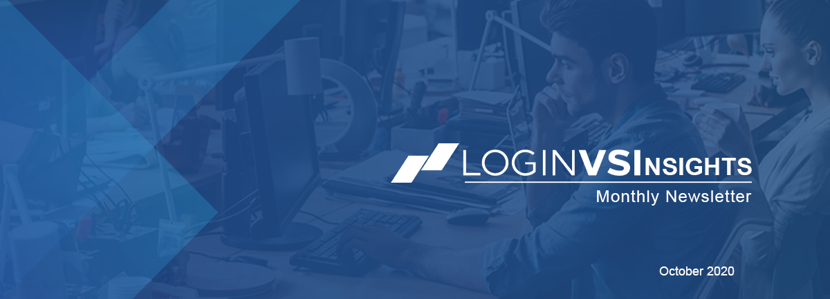 LoginVSInsights: October Newsletter